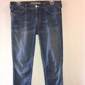 Vince True Blue Straight Leg Jeans